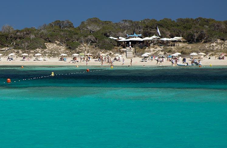 Tiburon Restaurant in Playa de ses Illetes