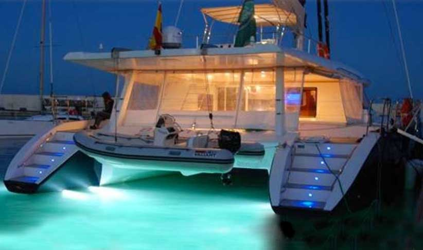 SUNREEF 62 Z CATAMARAN