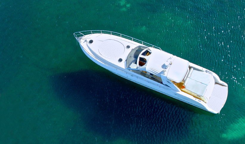 Gianetti 55 Sport Open Motorboat for Charter in Ibiza
