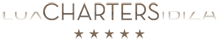 Lux Charters Ibiza Logo
