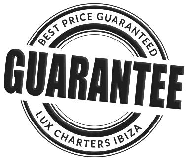 Lux Charters Ibiza Price Guarantee
