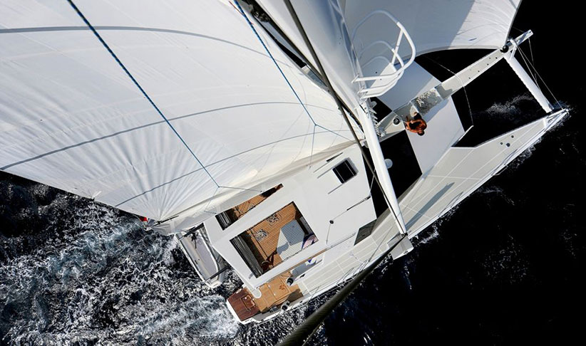 DIAMANTE 555 CATAMARAN