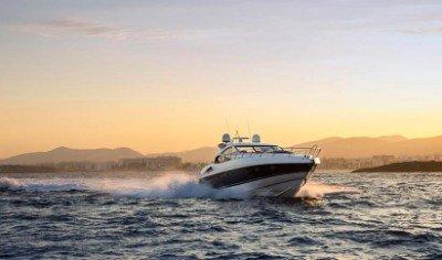 Sunseeker Predator 68 Motoryacht in Ibiza