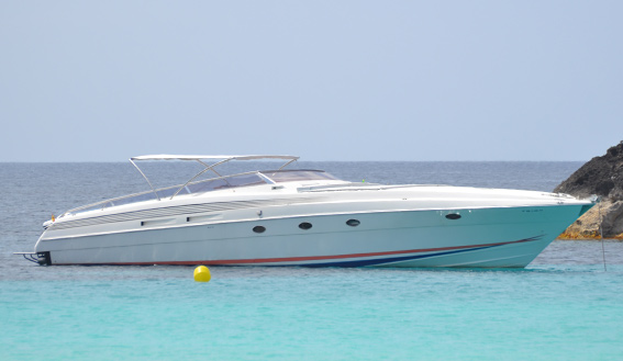 Image of DANGERMOUSE 68 MOTORBOAT in Formentera