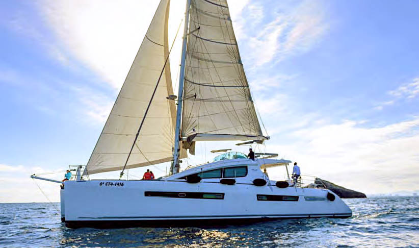 PRIVILEGE 615 CATAMARAN