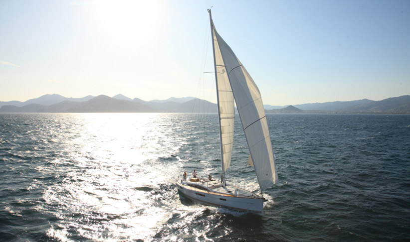 Jeanneau 57 Sailing Yacht in Ibiza