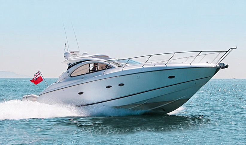 Sunseeker Portofino 46 Motorboat in Ibiza