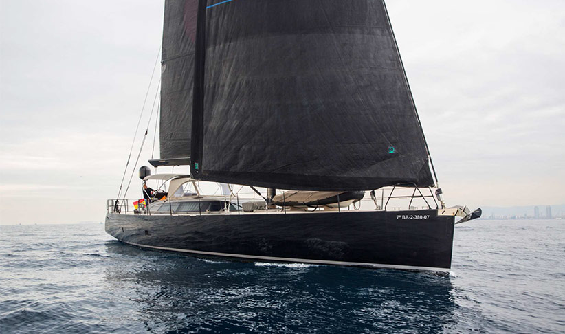North Wind 72 Sailboat Charter in Ibiza
