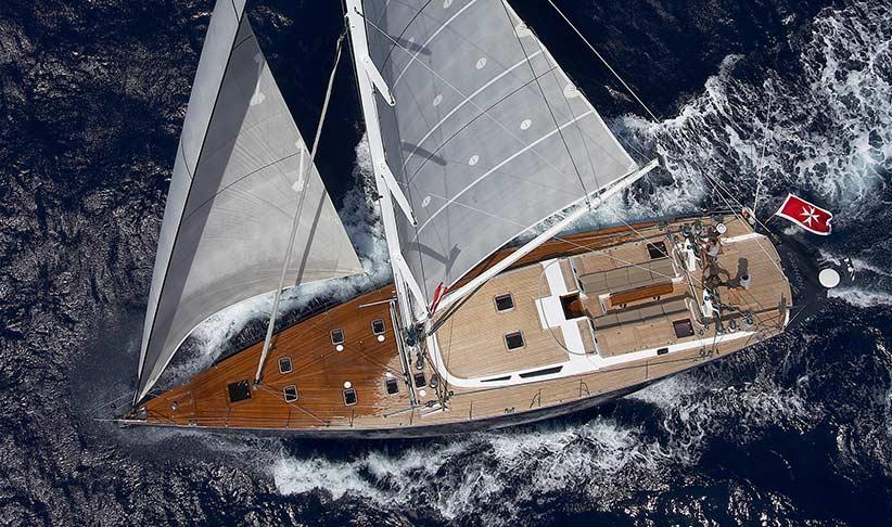Trehard De Schepper 25m Superyacht in Ibiza